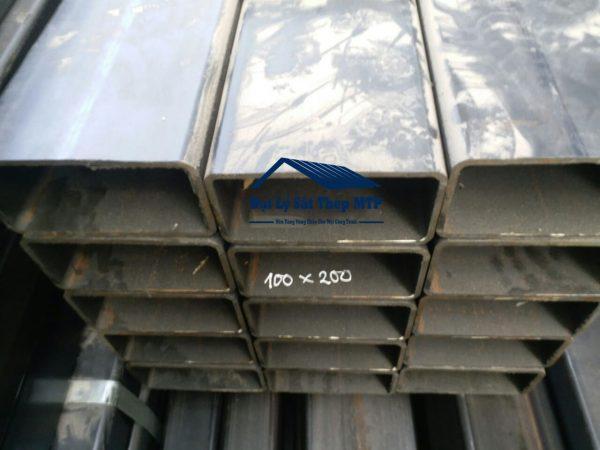 Thép hộp 100x200