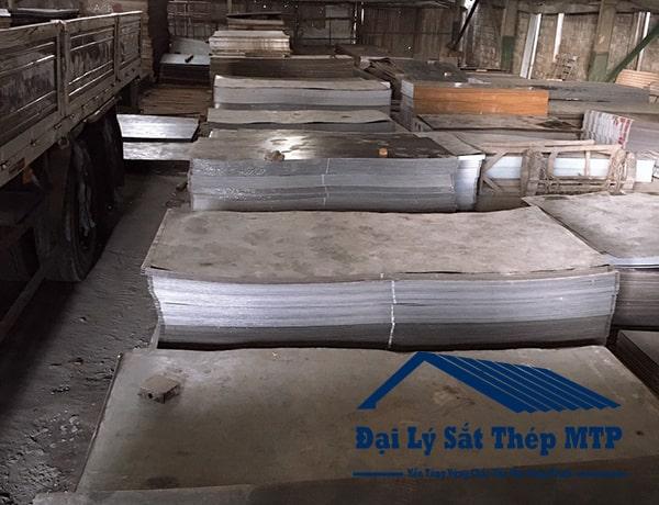 Thép tấm mạ kẽm được sử dụng rộng rãi trong nhiều ngành ứng dụng.