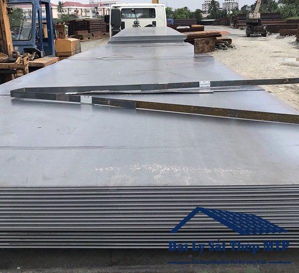 Thép tấm A572 được ứng dụng nhiều trong ngành công nghiệp đóng tàu