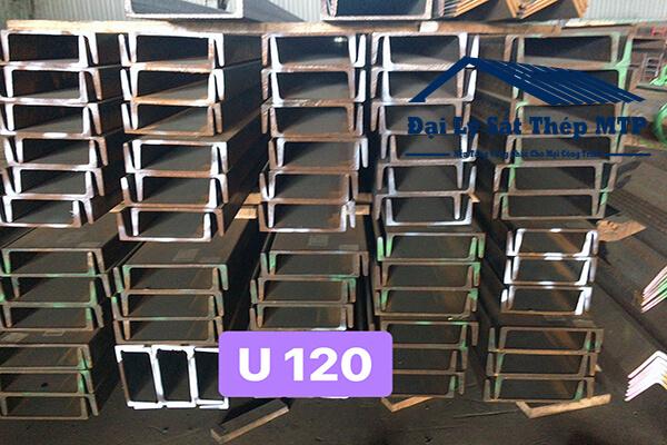 Thép U 120