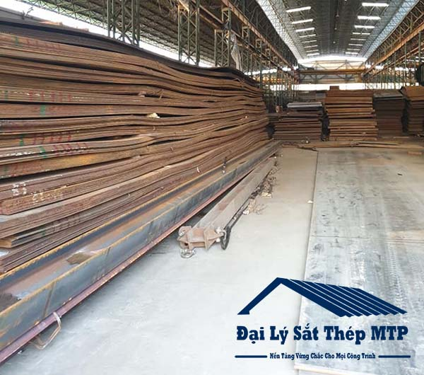 Đại lý sắt thép MTP – đơn vị cung cấp thép tấm Q235 hàng đầu tại Việt Nam.