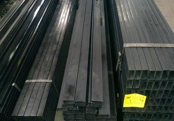Thép hộp đen là sản phẩm cuối cùng của quá trình cán nguội hợp kim thép