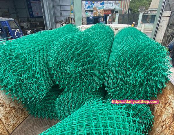 Công dụng của lưới B40 bọc nhựa