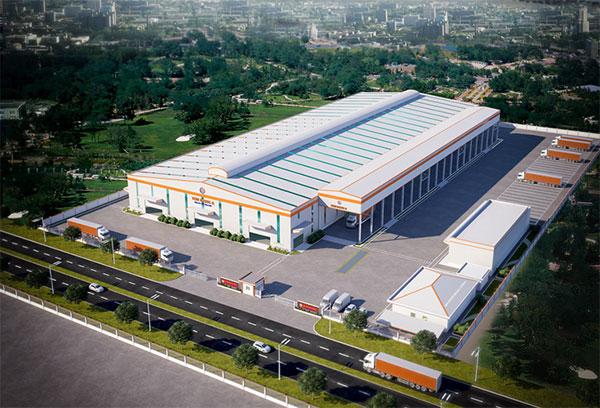 Công ty tôn thép Đông Á
