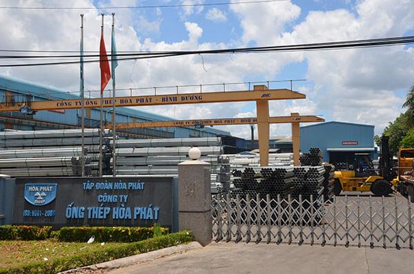 Tập đoàn Hòa Phát - Công ty Ống thép Hòa Phát