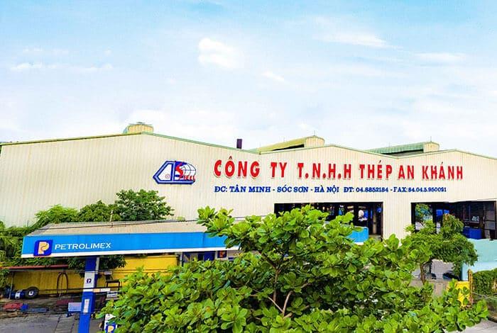 Công ty thép An Khánh