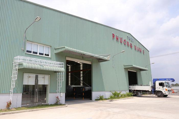Công ty Thép Phương Nam