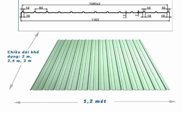 Đại lý sắt thép MTP chuyên cung cấp tôn lợp chất lượng cao