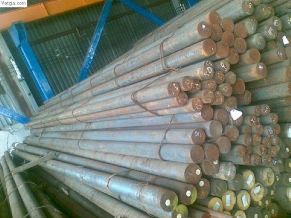 Chiều dài tiêu chuẩn của một thanh thép láp tròn là 6m
