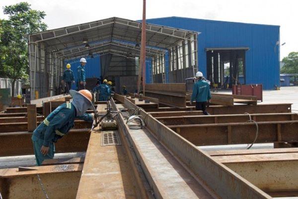 Giá thép tổ hợp phụ thuộc vào giá nguyên vật liệu và nhu cầu thị trường