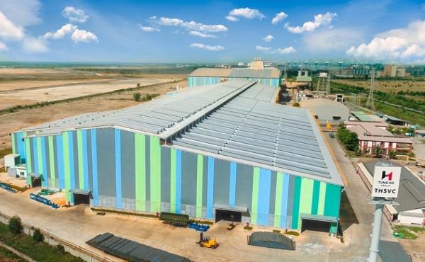 Công ty thép Tung Ho Việt Nam là một thương hiệu mới trong ngành sắt thép