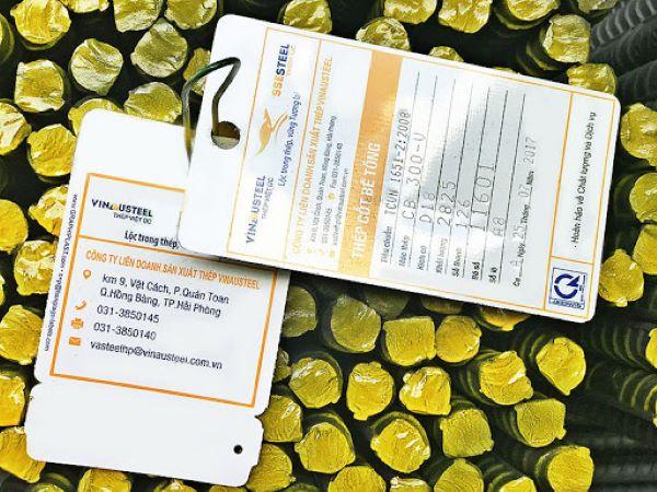 Khách hàng cần chú ý chọn mua đúng sản phẩm thép Việt Úc