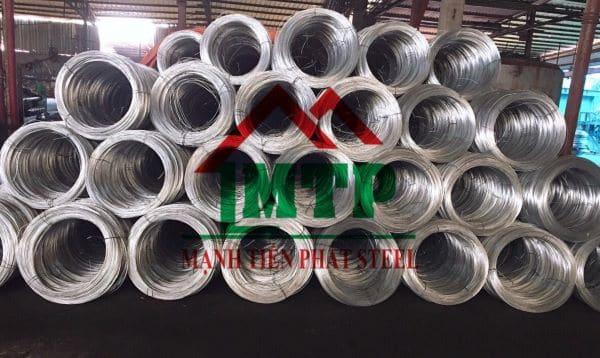 Thép phi mạ kẽm là một trong những loại nguyên liệu phổ biến trong xây dựng