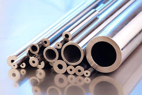 Màu sắc của ống inox công nghiệp khá tươi sáng và có tính thẩm mỹ cao