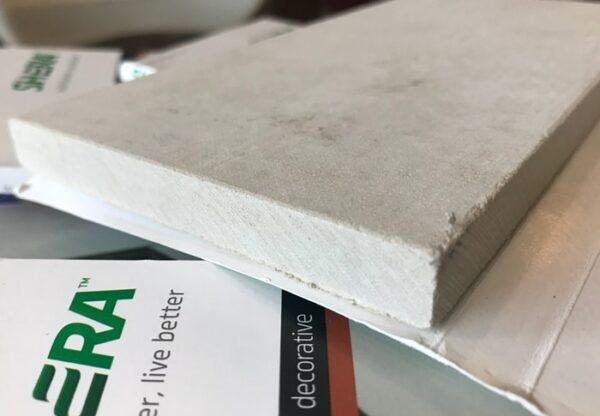 Tấm Shera board là một loại vật liệu mới của ngành công nghiệp hiện đại