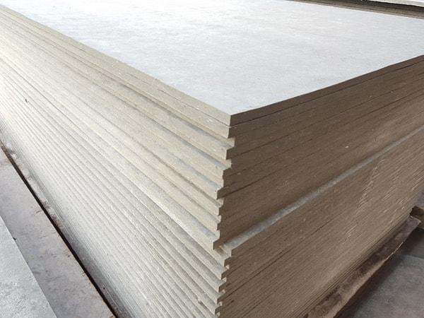 Những tấm Fiber Cement có khả năng cách âm lên đến 40dB